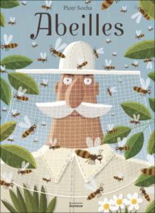 Abeilles de Piotr Socha - Un merveilleux livre pour enfants mais pas que.....